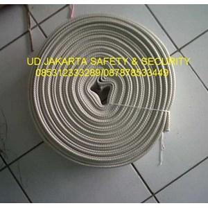 FIRE HOSE CANVAS TPU 13 BAR SELANG AIR PEMADAM KEBAKARAN 3X30 METER