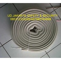 FIRE HOSE CANVAS 13 BAR SEMPROT AIR PEMADAM HYDRANT 4X30 METER MURAH 1