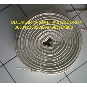 FIRE HOSE CANVAS 13 BAR SEMPROT AIR PEMADAM HYDRANT 4X30 METER MURAH
