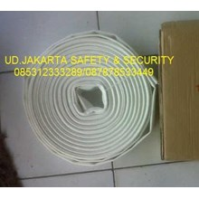 SELANG AIR PEMADAM EPDM 16 BAR CANVAS HYDRANT FIRE HOSE 2-5X30 MURAH
