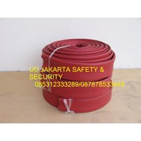 SELANG PEMADAM KEBAKARAN RED RUBBER CHINAFIRE HOSE SYNTEX 4 INCH 16 BAR 1