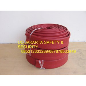 SELANG PEMADAM KEBAKARAN RED RUBBER CHINAFIRE HOSE SYNTEX 4 INCH 16 BAR