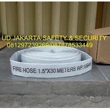 DISTRIBUTOR FIRE HOSE SPRAYING HYDRANT SELANG AIR