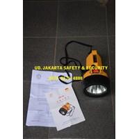 SENTER EXPLOISON WATERPROOF LAMPU LED TAHAN AIR PEMADAM KEBAKARAN STEEL JIANGHAI HARGA MURAH JAKARTA 1