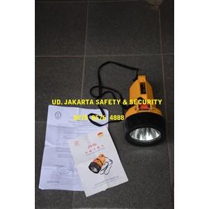 SENTER EXPLOISON WATERPROOF LAMPU LED TAHAN AIR PEMADAM KEBAKARAN STEEL JIANGHAI HARGA MURAH JAKARTA