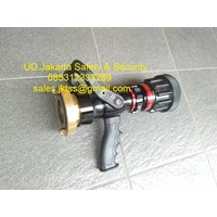 HANDLINE GUN NOZZLE DOUBLE SAFETY GREASE PEMADAM AIR STYLE 368 PROTEK+ADAPTOR STORZ MURAH 1