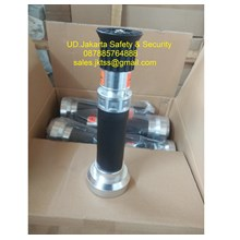 FIRE FIGHTING GUN BRASS AMERICAN MULTIFUNCTION PURPOSE SPRAY NOZZLE 2-5 INCH HARGA MURAH JAKARTA