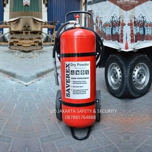 APAB TABUNG ALAT PEMADAM KEBAKARAN RACUN API ABC DRYCHEMICAL POWDER DCP 35 KG FIRE EXTHINGUISHER HARGA MURAH JAKARTA
