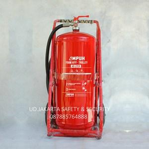 APAB TABUNG ISI  FOAM AFFF 45 LITER ALAT PEMADAM KEBAKARAN API FIRE EXTHINGUISHER TROLLEY MURAH JAKARTA