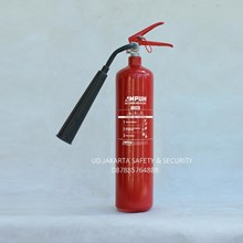 APAR FIRE EXTHINGUISHER AMPUH ISI CO2 KARBONDIOKSIDA ALAT PEMADAM KEBAKARAN 2.3 KG MURAH JAKARTA