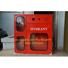FIRE HYDRANT BOX B VERTICAL KOMBINASI BOX APAR KOT