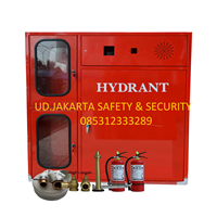 PAKET FIRE HYDRANT BOX B INDOOR COMBINED BOX APAR VERTICAL COMPLETE SET HARGA MURAH JAKARTA