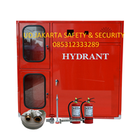 PAKET FIRE HYDRANT BOX TYPE B COMBINE BOX APAR VERTICAL FOR INDOOR COMPLETE SET HARGA MURAH JAKARTA