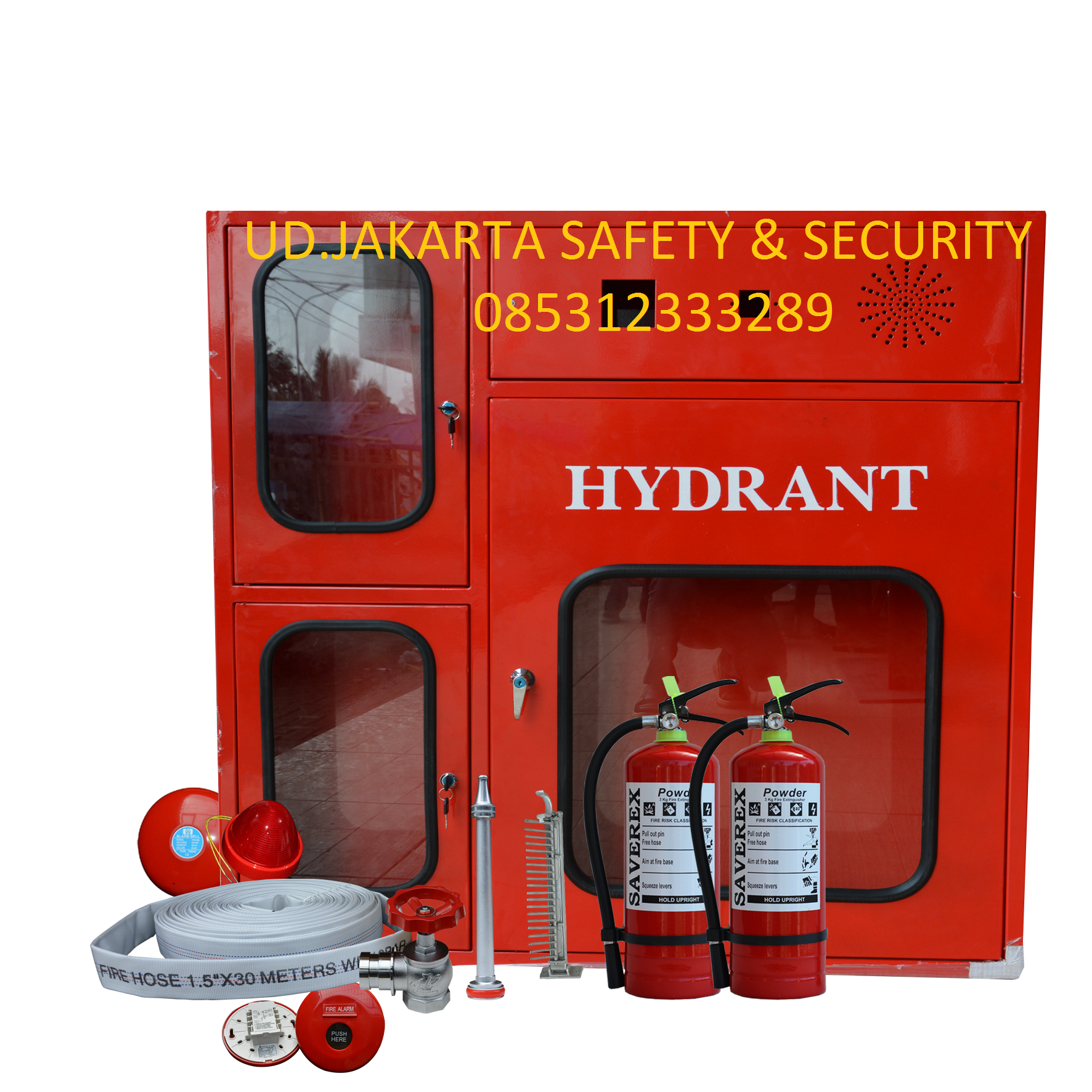 Cheap Apar: Sell PUSAT PAKET BOX HYDRANT TYPE B FIRE FOR INDOOR WITH