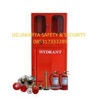 PUSAT PAKET SUPPLIER FIRE HYDRANT BOX TYPE B INDOOR COMBINED BOX APAR HORIZONTAL HARGA MURAH JAKARTA