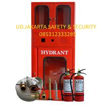 PAKET FIRE HYDRANT BOX TYPE B COMPLETE SET COMBINED BOX APAR HORIZONTAL  INDOOR HARGA MURAH JAKARTA