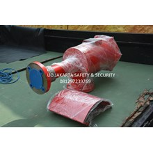 PUSAT FIRE AIR FOAM CHAMBER SHILLA ROUND EQUIPMENT SYSTEM SLC 73 SERIES HARGA MURAH JAKARTA