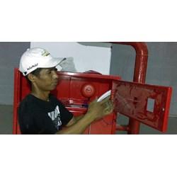 JASA PEMASANGAN INSTALASI FIRE ALARM SYSTEM PROTECTION PEMADAM KEBAKARAN HARGA MURAH JAKARTA