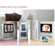2 Wire Door Entry System