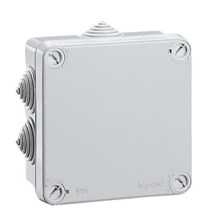 Saklar Plexo Junction Box Weatherproof Standard Dengan Membran Glands 65mm