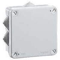 Saklar Plexo Junction Box Weatherproof Kelas II dengan Membran Glands 105mm