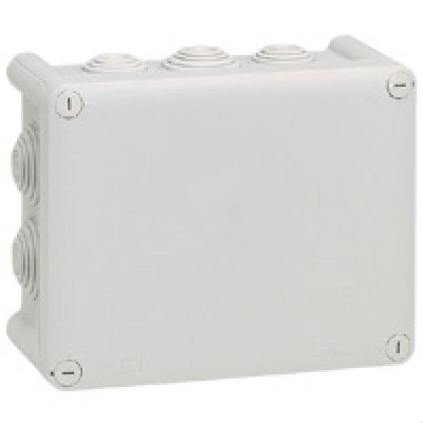 Saklar Plexo Junction Box Weatherproof 180 x 140 x 86 mm