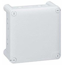 Plexo switch Junction Box Weatherproof box with Pr