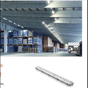 Dari Lampu Damp-Proof LED Luminaires 0
