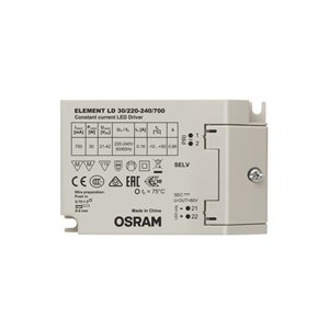 LED Driver Osram Element LD 30/220-240/700 VS20 Non-Dimmable