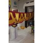 Rumbai Tenda pesta 1
