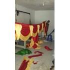 Tenda Pesta rumbai 3