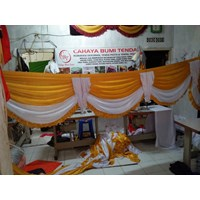 Tenda Pesta rumbai
