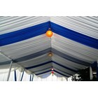 tenda pesta model plafon sisir 7