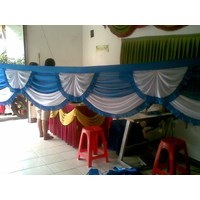 rumbai poni tenda pesta model kipas