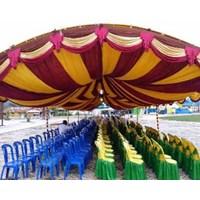 Jual plafon tenda pesta model balon 2