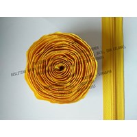 Jual MZ Resleting Nylon No. 5 - Kuning