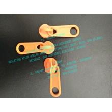 Variasi Kepala Resleting No. 5 Standard Orange Plastik