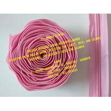 MZ Resleting Nylon No. 5 - Pink (Merah Muda)