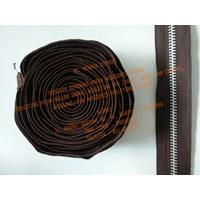Alluminium Gigi Besi Emas Putih Coklat C141