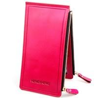 Dompet Kulit Import Asli Warna Pink (Merah Muda)