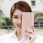 Dompet Wanita Kulit Import Asli Warna Pink (Merah Muda) 4
