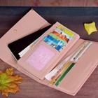 Dompet Wanita Kulit Import Asli Warna Pink (Merah Muda) 3
