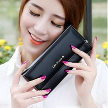 Dompet & Holder Wanita Kulit Import Asli Warna Bla
