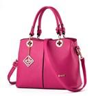 Tas Tangan & Clutch Wanita Kulit Import Asli Warna Pink (Merah Muda) 1