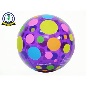 From Polkadot ball Mika Color 24