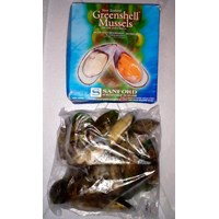 Jual Seafood Beku Green Mussels New Zealand