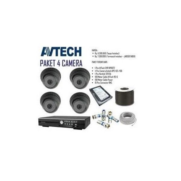 paket kamera cctv lampung