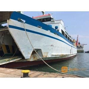 Perahu Dan Sampan / Sale Roro Ferry Pga Esd