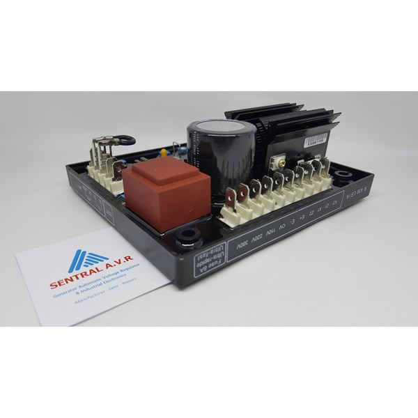 AVR Genset R-438
