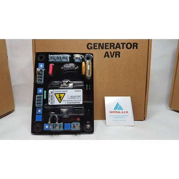 AVR Genset AS-440